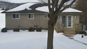 Chemong Lake Waterfront!  2+2 Bedroom home w/ 2/3 acre property!