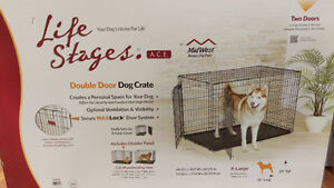 New, XL Dog Crate