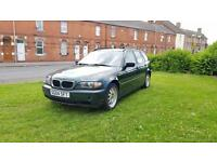 BMW 320D SE LHD Left Hand Drive PX Swap Anything Considered