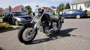 Harley Davidson FXSB. 1985 Lac-Saint-Jean Saguenay-Lac-Saint-Jean image 3