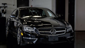 2014 Mercedes-Benz CLS-Class CLS 63 AMG S-Model Sedan