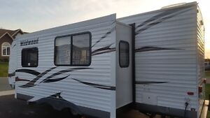 WANTS SOLD!! 2012 Forest River RV Wildwood 26TBSS Travel Trailer