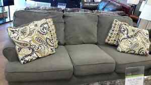 ASHLEY COULSON SOFA AND LOVE SEAT