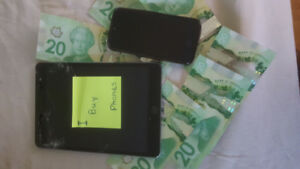 We buy iPhones and androids for cash ** New, Used, Cracked**