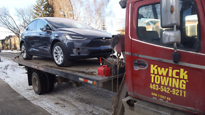 Cheap tow  & $$$ cash for junk Alberta low cost towing