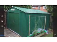 Duramax 10 x 8 large shed