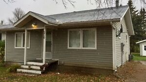 Completely renovated two bedroom home for sale in Melfort!