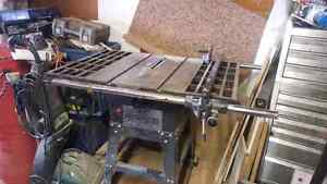 "2hp 10"" table saw"