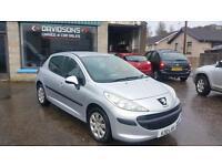 2006 Peugeot 207 1.4 16v 90