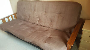 Brand new Simmons Futon and Mattress