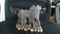 Castle - Aquarium Ornament ( used once )