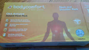 body comfort reusable heating pad
