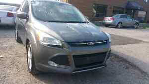 2013 ford escape one owner