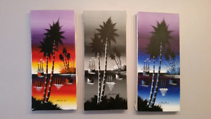 Canvas Paintings from Dominican