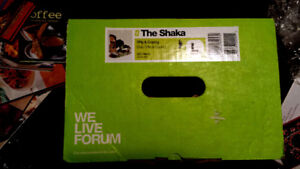 The Shaka - Mens, in box never used