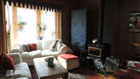Cosy Furnished 2 bed Rossland home for rent Christmas andJanuary
