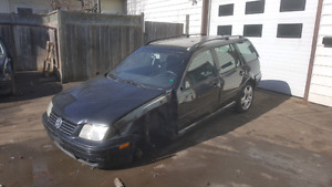 Parting Out A 2004 Volkswagen Jetta 2.0L