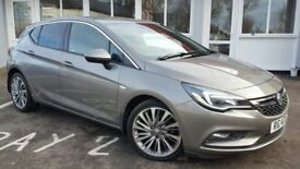 Vauxhall Astra SRi NAV 1.6CDTi 110PS (grey) 2016
