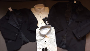 Formal tux and dress shirt size 18mths (and have a size6)