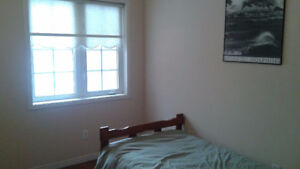 Large, spacious, bright 1-bedroom apt in house second floor
