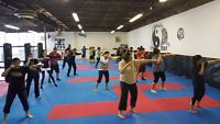 GET TONED UP WITH THE BEST KICKBOXING PROGRAM