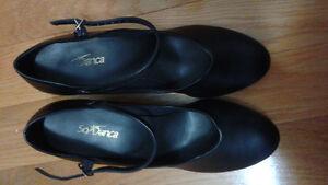 So Danca Women's Character Shoes - Black - Size 10.5