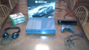 Ultimate xbox one 1 Tb limited edition console package