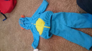 monster costume for 12 month old