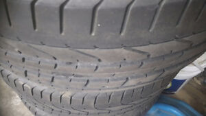 Camoro tires 245/45zr20 FIRELLI REDUCED 399.99 TODAY