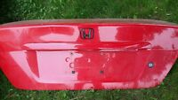Trunk lid Civic 2004 coupe