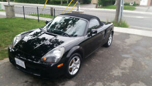 2001 Toyota MR2 Convertible