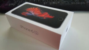 iPhone 6s 16GB, Space Grey (+ Otterbox)