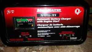 Motomaster  Automatic Battery Charger