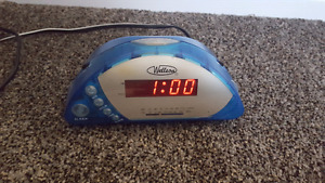 AM/FM Alarm radio clock