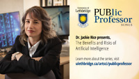 PUBlic Professor Series | Dr. Jackie Rice (Computer Science)
