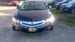2010 Acura CS X  I Tech Package 109.000Km