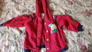 Baby Boy 18-24 Months Sweater Name Brand Disney Winnie the Pooh