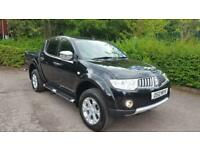 Mitsubishi L200 2.5DI-D CR ( EU V ) 4WD LB Double Cab Pickup Warrior *NO VAT TO*