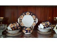 Royal albert heirloom tea set