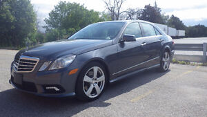 2011 Mercedes-Benz E-Class E 350 Sedan NAV LOADED