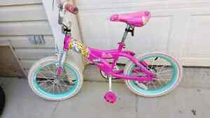 12 inch Barbie bicycle