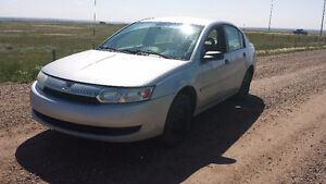 2002 Saturn ION Sedan for sale!!