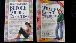 What to Expect Books