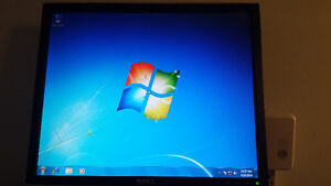 """Used Dell 19"""" LCD Computer Monitor for Sale"""