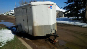 For Sale Cargo Trailer (6' x 12' x 8')