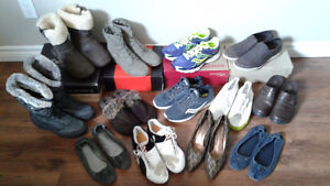 NEW SHOES,BOOTS, RUNNING SHOES, SLIPPERS, HEELS