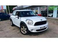 2014 Mini Countryman 1.6 One 5dr Manual Petrol Hatchback
