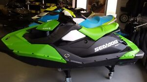 2016 Seadoo Spark 2UP with Reverse + Step