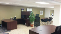 Finished Office Space For Lease