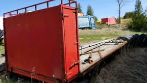 Truck Flatdecks / Flatbeds